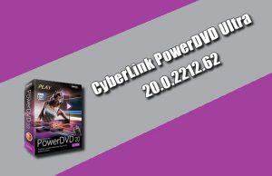 CyberLink PowerDVD Ultra v20.0.2212.62