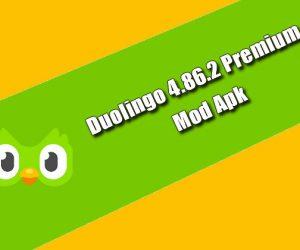 Duolingo 4.86.2 Premium Mod Apk
