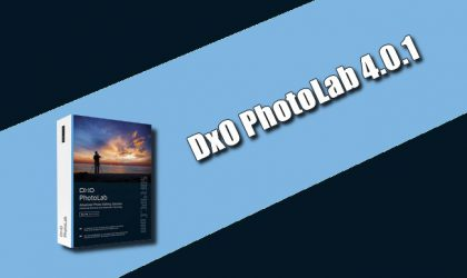 DxO PhotoLab 4.0.1