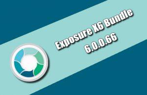 Exposure X6 Bundle 6.0.0.66
