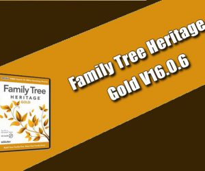 Family Tree Heritage Gold 16.0.6