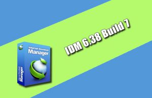 IDM 6.38 Build 7