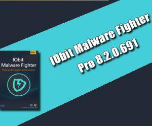 IObit Malware Fighter Pro 8.2.0.691