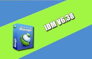 Internet Download Manager v6.38 Torrent