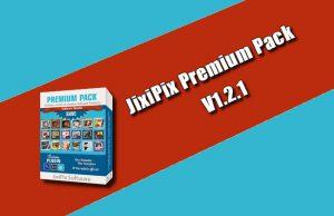 JixiPix Premium Pack 1.2.1