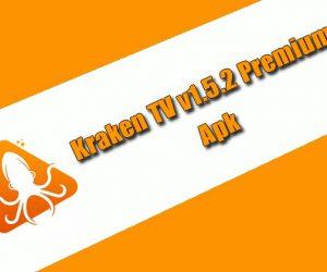 Kraken TV v1.5.2 Premium Apk
