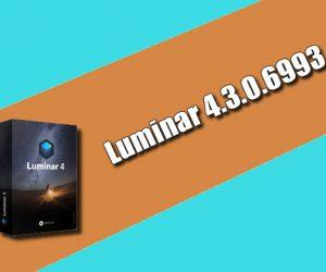 Luminar 4.3.0.6993 Torrent