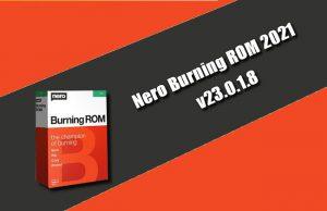Nero Burning ROM 2021 v23.0.1.8