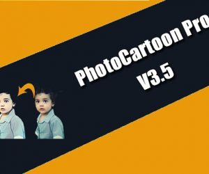 PhotoCartoon Professional 3.5 Torrent
