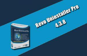 Revo Uninstaller Pro 4.3.8