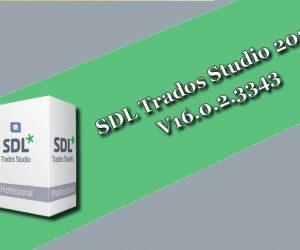 SDL Trados Studio 2021 16.0.2.3343 Torrent