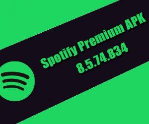 Spotify Premium APK 8.5.74.834