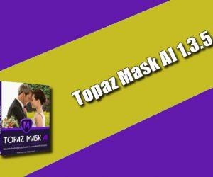 Topaz Mask AI 1.3.5