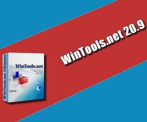 WinTools.net 20.9