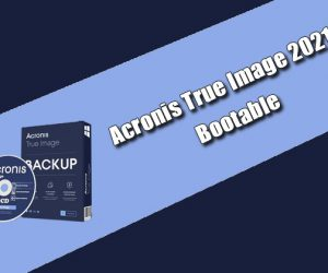 Acronis True Image 2021 Bootable