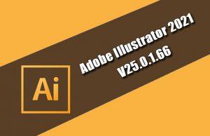 Adobe Illustrator 2021 v25.0.1.66