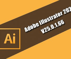 Adobe Illustrator 2021 v25.0.1.66
