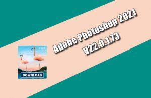 Adobe Photoshop 2021 22.0.1.73