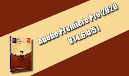Adobe Premiere Pro 2020 14.6.0.51