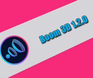 Boom 3D 1.2.0 Torrent