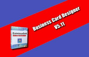 Business Card Designer 5.11 Torrent