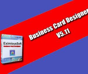 Business Card Designer 5.11 Torrent