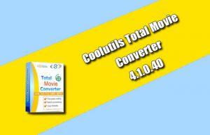 Coolutils Total Movie Converter 4.1.0.40