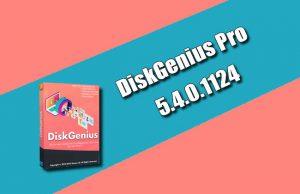 DiskGenius Pro 5.4.0.1124 Torrent