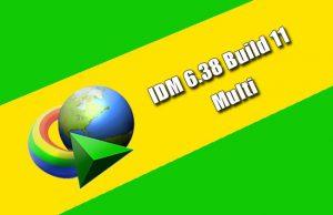 IDM 6.38 Multi