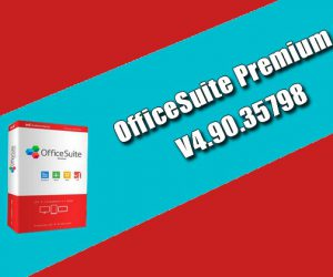 OfficeSuite Premium 4.90.35798 Torrent