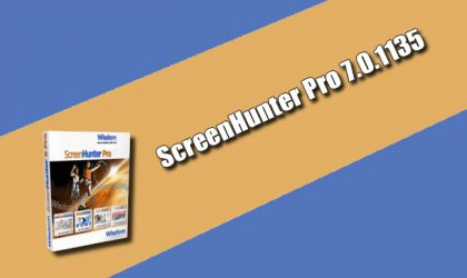 ScreenHunter Pro 7.0.1135 Torrent