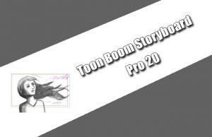 Toon Boom Storyboard Pro 20