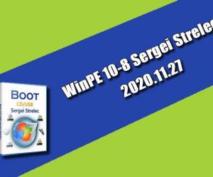 WinPE 10-8 Sergei Strelec 2020.11.27