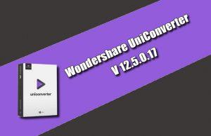 Wondershare UniConverter 12.5.0.17