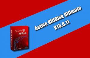 Active KillDisk Ultimate 13.0.11 Torrent