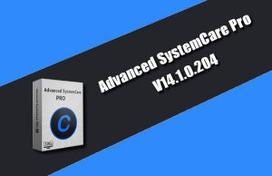 Advanced SystemCare Pro 14.1.0.204
