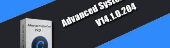 Advanced SystemCare Pro 14.1.0.204