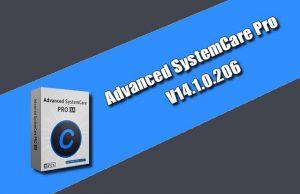 Advanced SystemCare Pro 14.1.0.206
