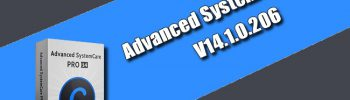 Advanced SystemCare Pro 14.1.0.206