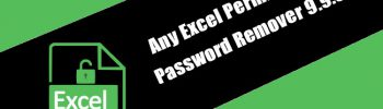 Any Excel Permissions Password Remover 9.9.8