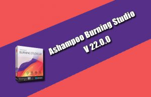 Ashampoo Burning Studio 22.0.0