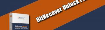 BitRecover Unlock PDF 1.2
