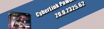 CyberLink PowerDVD Ultra 20.0.2325.62