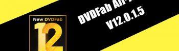 DVDFab All-In-One 12.0.1.5