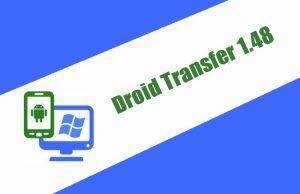 Droid Transfer 1.48 Torrent