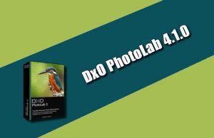 DxO PhotoLab 4.1.0 Torrent