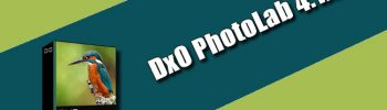 DxO PhotoLab 4.1.0 Torrent