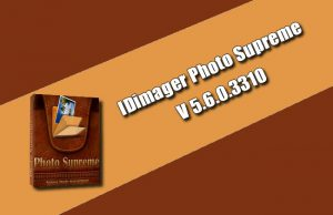 IDimager Photo Supreme 5.6.0.3310