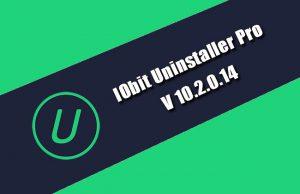 IObit Uninstaller Pro 10.2.0.14