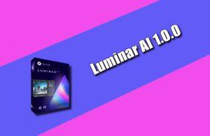Luminar AI 1.0.0 Torrent